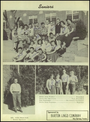 Page 16, 1951 Edition, Coahoma High School - Bulldog Yearbook (Coahoma, TX) online yearbook collection