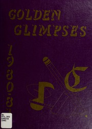 1981 Edition, London Central Secondary School - Golden Glimpses Yearbook (London, Ontario Canada)