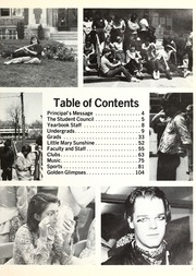 Page 7, 1983 Edition, London Central Secondary School - Golden Glimpses Yearbook (London, Ontario Canada) online yearbook collection