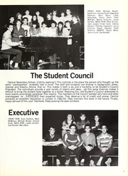 Page 9, 1983 Edition, London Central Secondary School - Golden Glimpses Yearbook (London, Ontario Canada) online yearbook collection