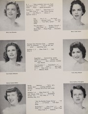 Page 15, 1959 Edition, St Pius X Catholic High School - Golden Echoes Yearbook (Atlanta, GA) online yearbook collection