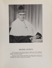 Page 5, 1959 Edition, St Pius X Catholic High School - Golden Echoes Yearbook (Atlanta, GA) online yearbook collection