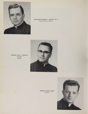 Page 6, 1959 Edition, St Pius X Catholic High School - Golden Echoes Yearbook (Atlanta, GA) online yearbook collection