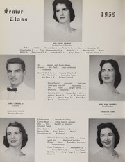 Page 8, 1959 Edition, St Pius X Catholic High School - Golden Echoes Yearbook (Atlanta, GA) online yearbook collection