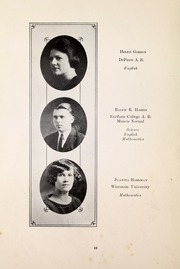 Page 16, 1923 Edition, Winchester Community High School - Golden Era Yearbook (Winchester, IN) online yearbook collection