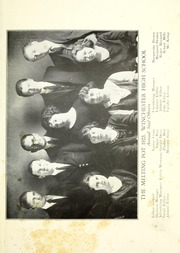 Page 9, 1923 Edition, Winchester Community High School - Golden Era Yearbook (Winchester, IN) online yearbook collection
