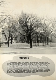 Page 8, 1955 Edition, Winchester Community High School - Golden Era Yearbook (Winchester, IN) online yearbook collection