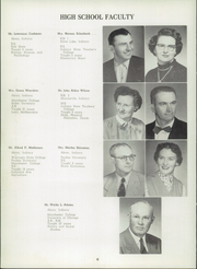 Page 10, 1957 Edition, Akron High School - Golden Haze Yearbook (Akron, IN) online yearbook collection