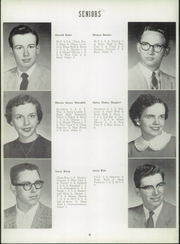 Page 12, 1957 Edition, Akron High School - Golden Haze Yearbook (Akron, IN) online yearbook collection