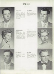 Page 13, 1957 Edition, Akron High School - Golden Haze Yearbook (Akron, IN) online yearbook collection
