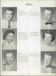 Page 14, 1957 Edition, Akron High School - Golden Haze Yearbook (Akron, IN) online yearbook collection