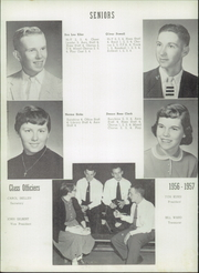 Page 16, 1957 Edition, Akron High School - Golden Haze Yearbook (Akron, IN) online yearbook collection