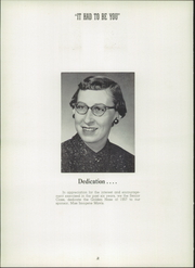 Page 6, 1957 Edition, Akron High School - Golden Haze Yearbook (Akron, IN) online yearbook collection