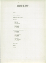 Page 7, 1957 Edition, Akron High School - Golden Haze Yearbook (Akron, IN) online yearbook collection