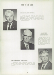 Page 8, 1957 Edition, Akron High School - Golden Haze Yearbook (Akron, IN) online yearbook collection