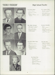 Page 9, 1957 Edition, Akron High School - Golden Haze Yearbook (Akron, IN) online yearbook collection