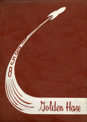 1958 Edition, Akron High School - Golden Haze Yearbook (Akron, IN)