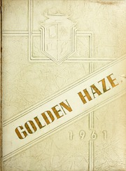 1961 Edition, Akron High School - Golden Haze Yearbook (Akron, IN)