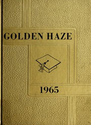 1965 Edition, Akron High School - Golden Haze Yearbook (Akron, IN)