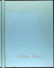 1969 Edition, Akron High School - Golden Haze Yearbook (Akron, IN)