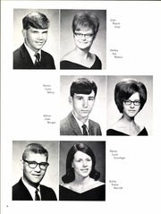 Page 12, 1969 Edition, Akron High School - Golden Haze Yearbook (Akron, IN) online yearbook collection