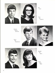 Page 14, 1969 Edition, Akron High School - Golden Haze Yearbook (Akron, IN) online yearbook collection