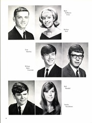 Page 16, 1969 Edition, Akron High School - Golden Haze Yearbook (Akron, IN) online yearbook collection