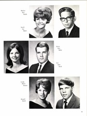 Page 17, 1969 Edition, Akron High School - Golden Haze Yearbook (Akron, IN) online yearbook collection