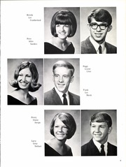 Page 9, 1969 Edition, Akron High School - Golden Haze Yearbook (Akron, IN) online yearbook collection