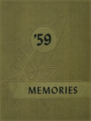 1959 Edition, Colonel White High School - Golden Memories Yearbook (Dayton, OH)
