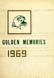 1969 Edition, Colonel White High School - Golden Memories Yearbook (Dayton, OH)