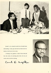 Page 11, 1969 Edition, Colonel White High School - Golden Memories Yearbook (Dayton, OH) online yearbook collection