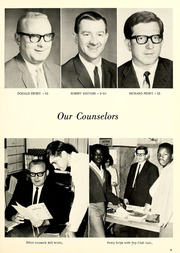 Page 13, 1969 Edition, Colonel White High School - Golden Memories Yearbook (Dayton, OH) online yearbook collection