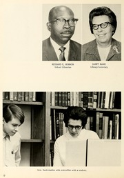 Page 16, 1969 Edition, Colonel White High School - Golden Memories Yearbook (Dayton, OH) online yearbook collection