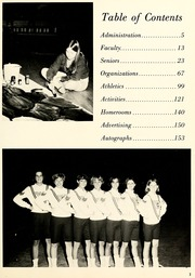 Page 7, 1969 Edition, Colonel White High School - Golden Memories Yearbook (Dayton, OH) online yearbook collection