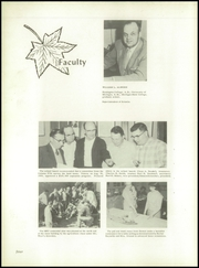Page 10, 1956 Edition, Coloma High School - Gold Leaf Yearbook (Coloma, MI) online yearbook collection