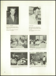 Page 12, 1956 Edition, Coloma High School - Gold Leaf Yearbook (Coloma, MI) online yearbook collection