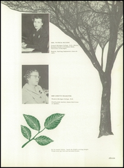 Page 17, 1956 Edition, Coloma High School - Gold Leaf Yearbook (Coloma, MI) online yearbook collection