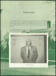 Page 8, 1956 Edition, Coloma High School - Gold Leaf Yearbook (Coloma, MI) online yearbook collection
