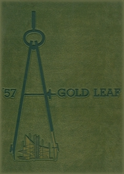 Page 1, 1957 Edition, Coloma High School - Gold Leaf Yearbook (Coloma, MI) online yearbook collection