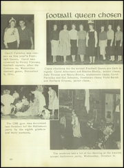Page 10, 1957 Edition, Coloma High School - Gold Leaf Yearbook (Coloma, MI) online yearbook collection
