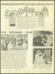 Page 13, 1957 Edition, Coloma High School - Gold Leaf Yearbook (Coloma, MI) online yearbook collection