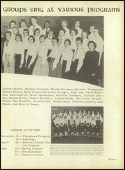 Page 17, 1957 Edition, Coloma High School - Gold Leaf Yearbook (Coloma, MI) online yearbook collection