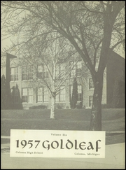 Page 7, 1957 Edition, Coloma High School - Gold Leaf Yearbook (Coloma, MI) online yearbook collection