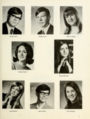 Page 11, 1970 Edition, Coloma High School - Gold Leaf Yearbook (Coloma, MI) online yearbook collection