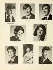 Page 12, 1970 Edition, Coloma High School - Gold Leaf Yearbook (Coloma, MI) online yearbook collection