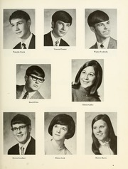 Page 13, 1970 Edition, Coloma High School - Gold Leaf Yearbook (Coloma, MI) online yearbook collection