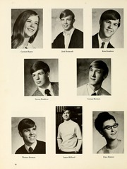 Page 14, 1970 Edition, Coloma High School - Gold Leaf Yearbook (Coloma, MI) online yearbook collection