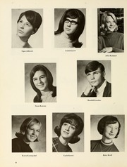 Page 16, 1970 Edition, Coloma High School - Gold Leaf Yearbook (Coloma, MI) online yearbook collection
