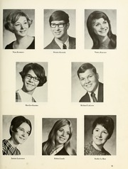 Page 17, 1970 Edition, Coloma High School - Gold Leaf Yearbook (Coloma, MI) online yearbook collection